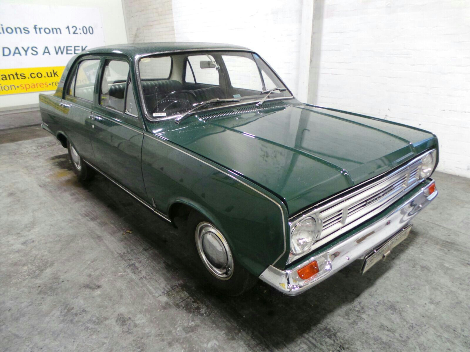 1967 Vauxhall 4 Door Saloon