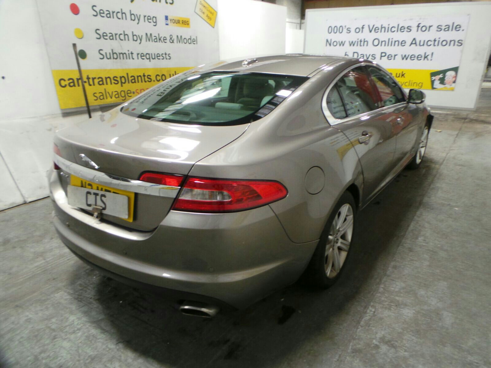 2010 jaguar xf luxury 2993cc rear parts diesel automatic 6 speed 4 6 publicscrutiny Image collections