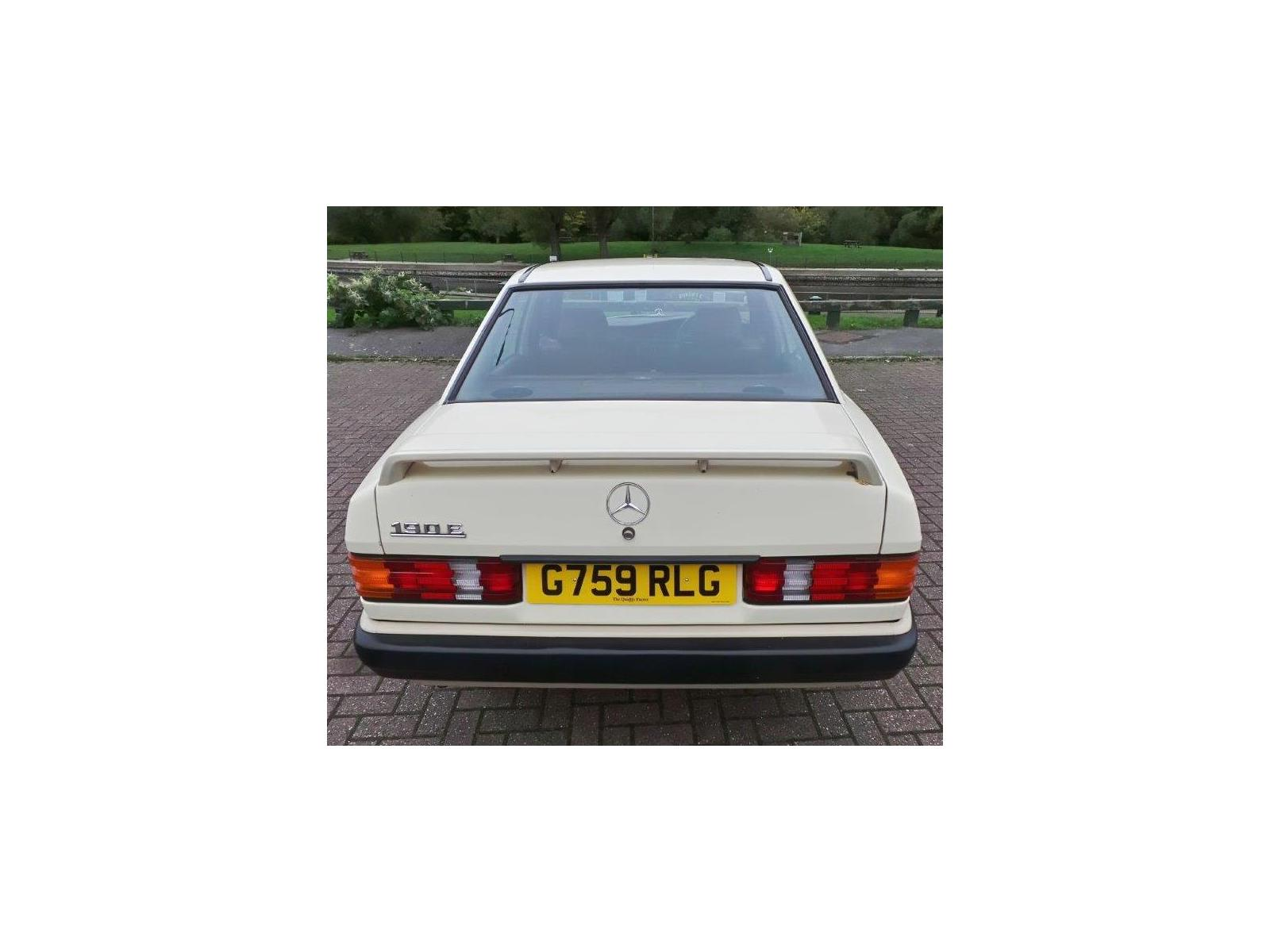 MERCEDES 4 DOOR SALOON