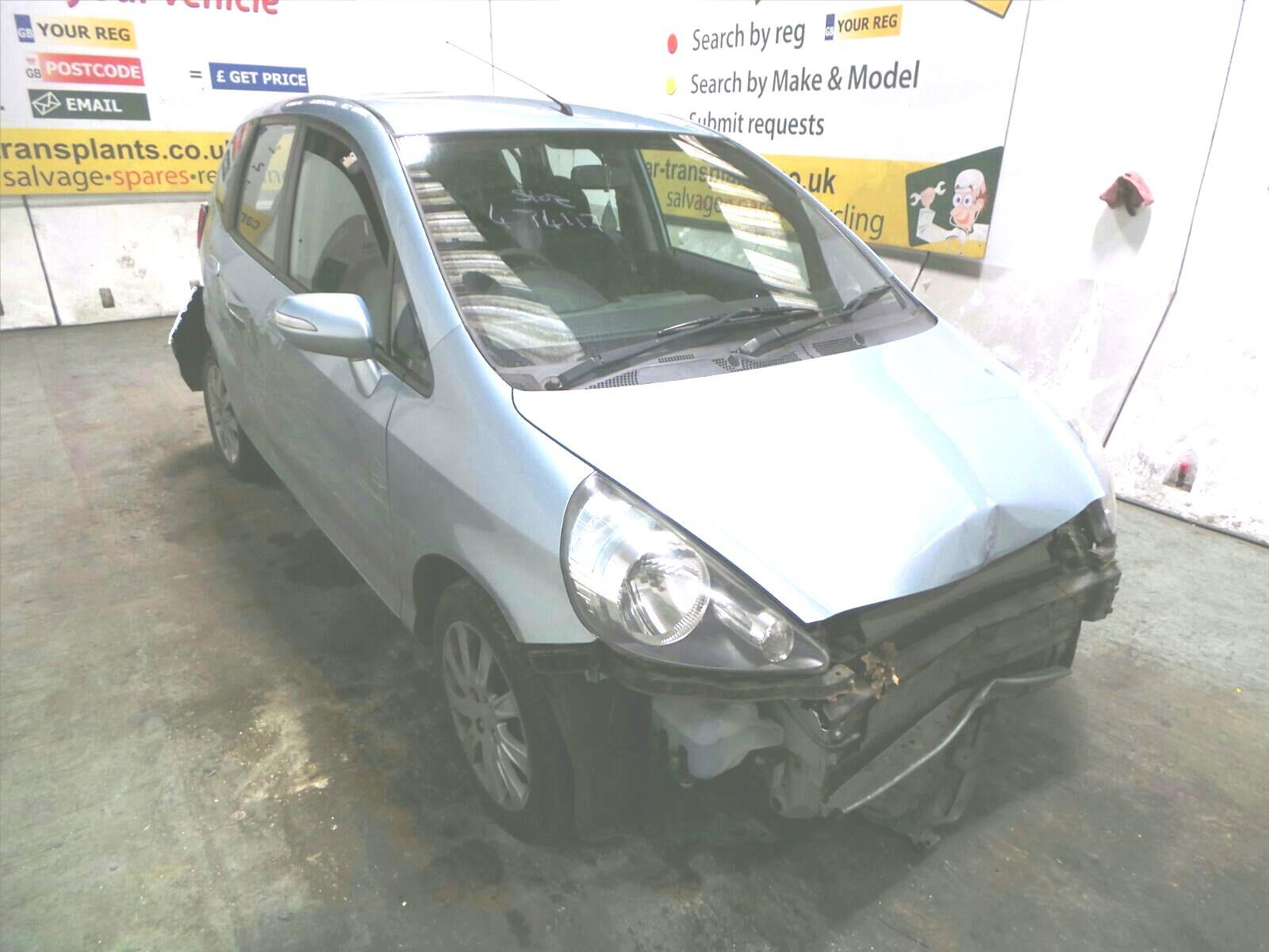 Honda Jazz 2002 To 2004 SE 5 Door Hatchback