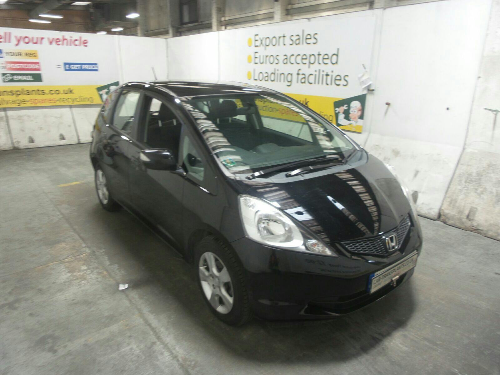Honda Jazz 2009 To 2010 ES i-VTEC 5 Door Hatchback