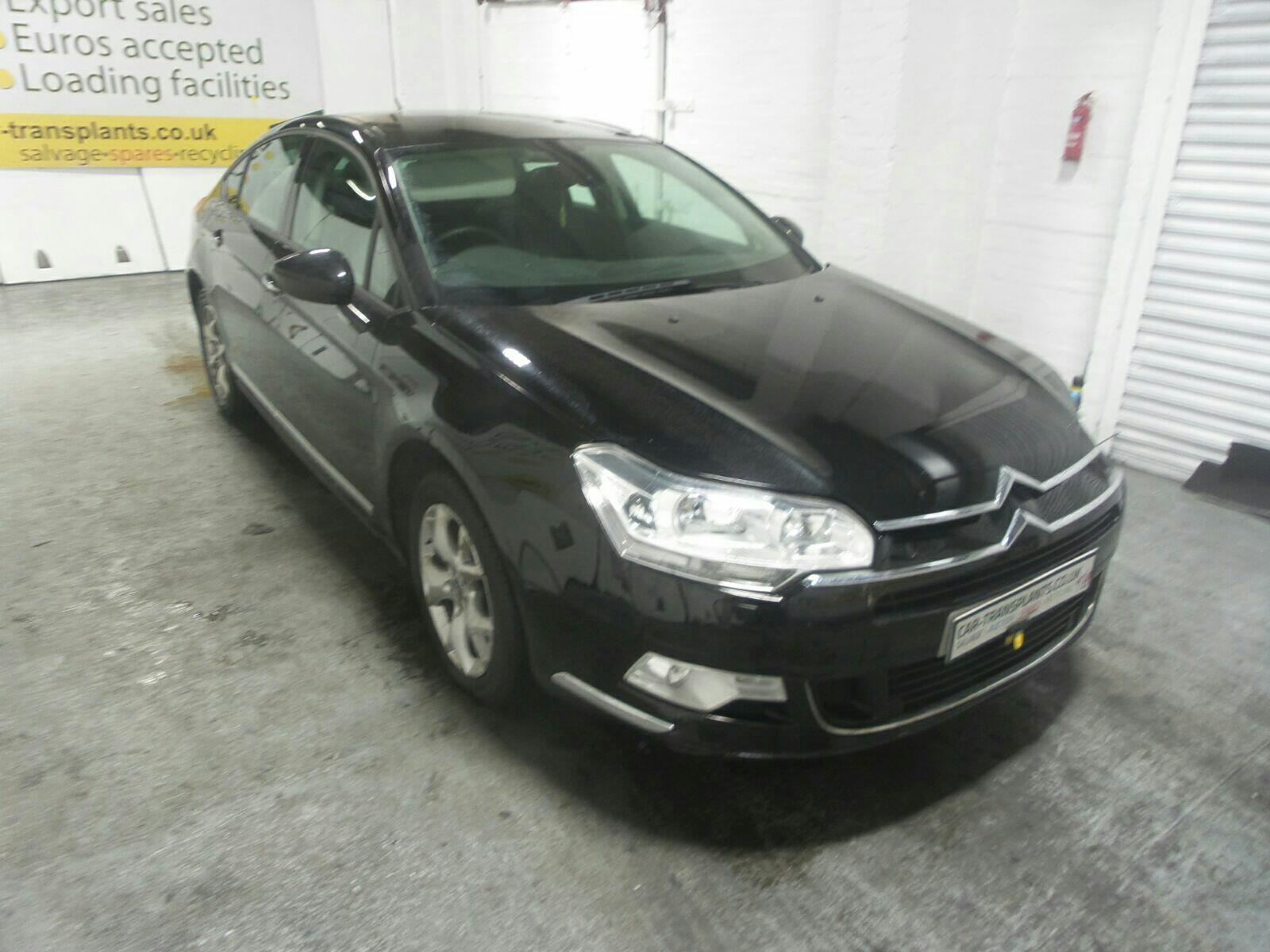 Citroen C5 2008 To 2010 VTR NAV 4 Door Saloon