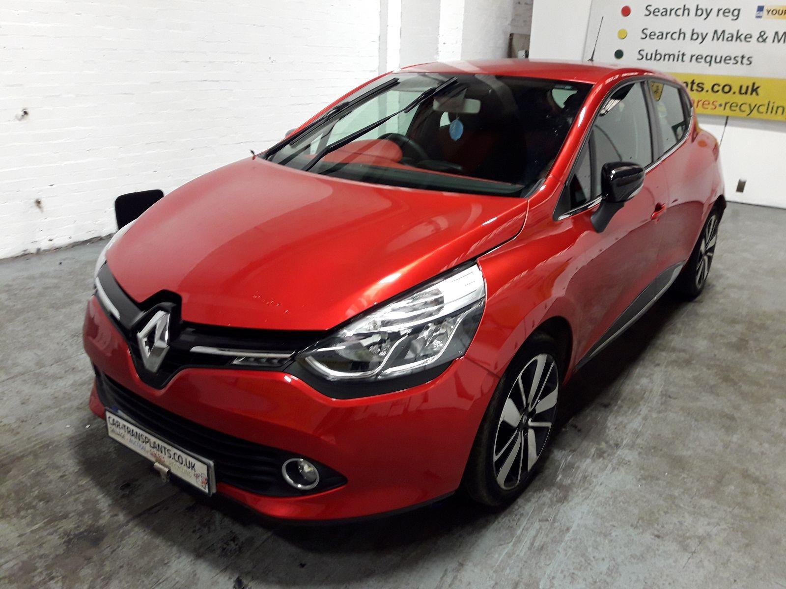 Renault Clio 5 Dr Hatch 2013 to 2016 Bonnet