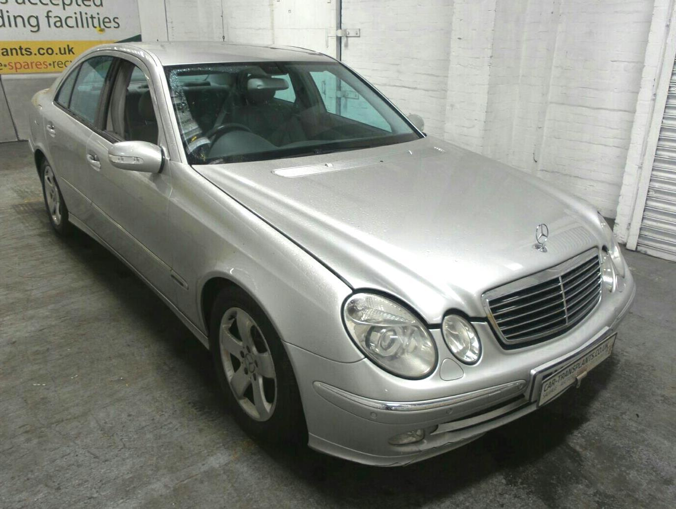 All Types 2003 benz e320 : 2003 MERCEDES-BENZ E CLASS E320 Avantgarde CDi 3222cc Turbo Diesel ...