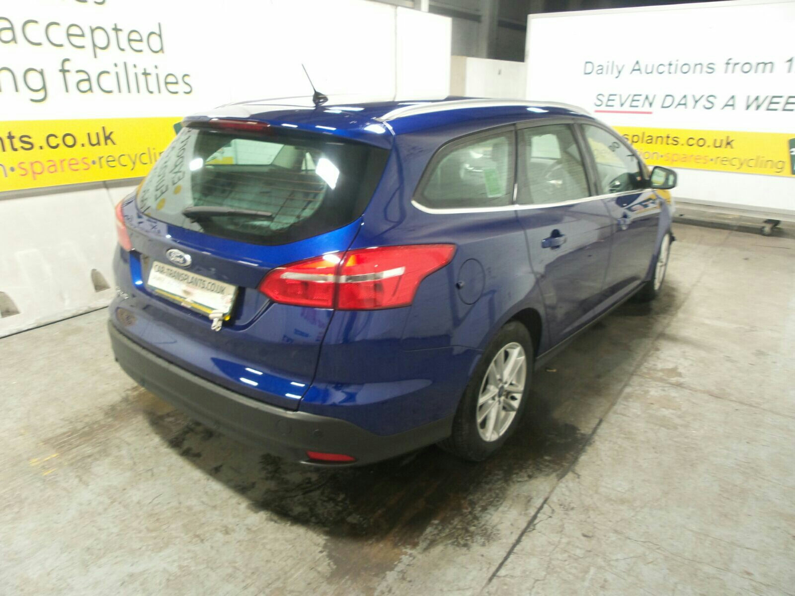 ... Array - 2015 ford focus zetec tdci 120 1499cc rear end parts diesel  manual 6 rh