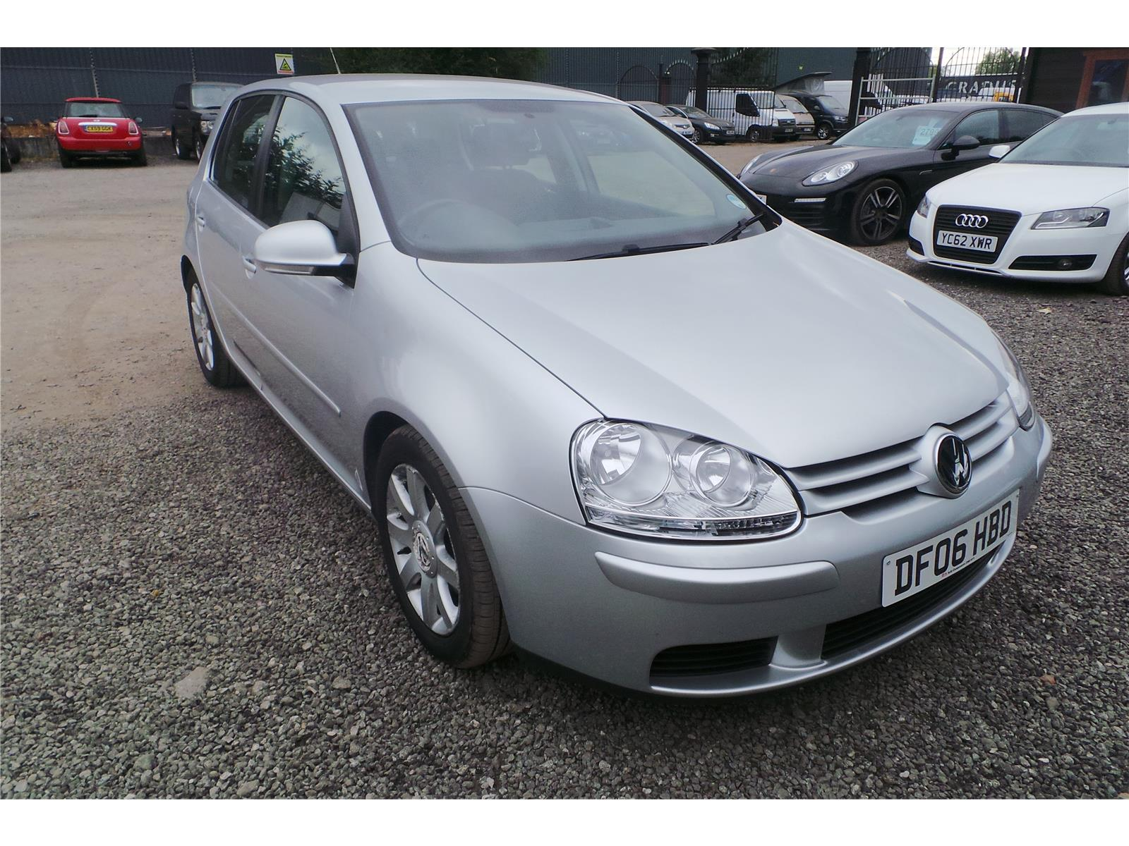 2006 Volkswagen Golf Sport 1896 Diesel Manual 6 Speed 5 Door Hatchback