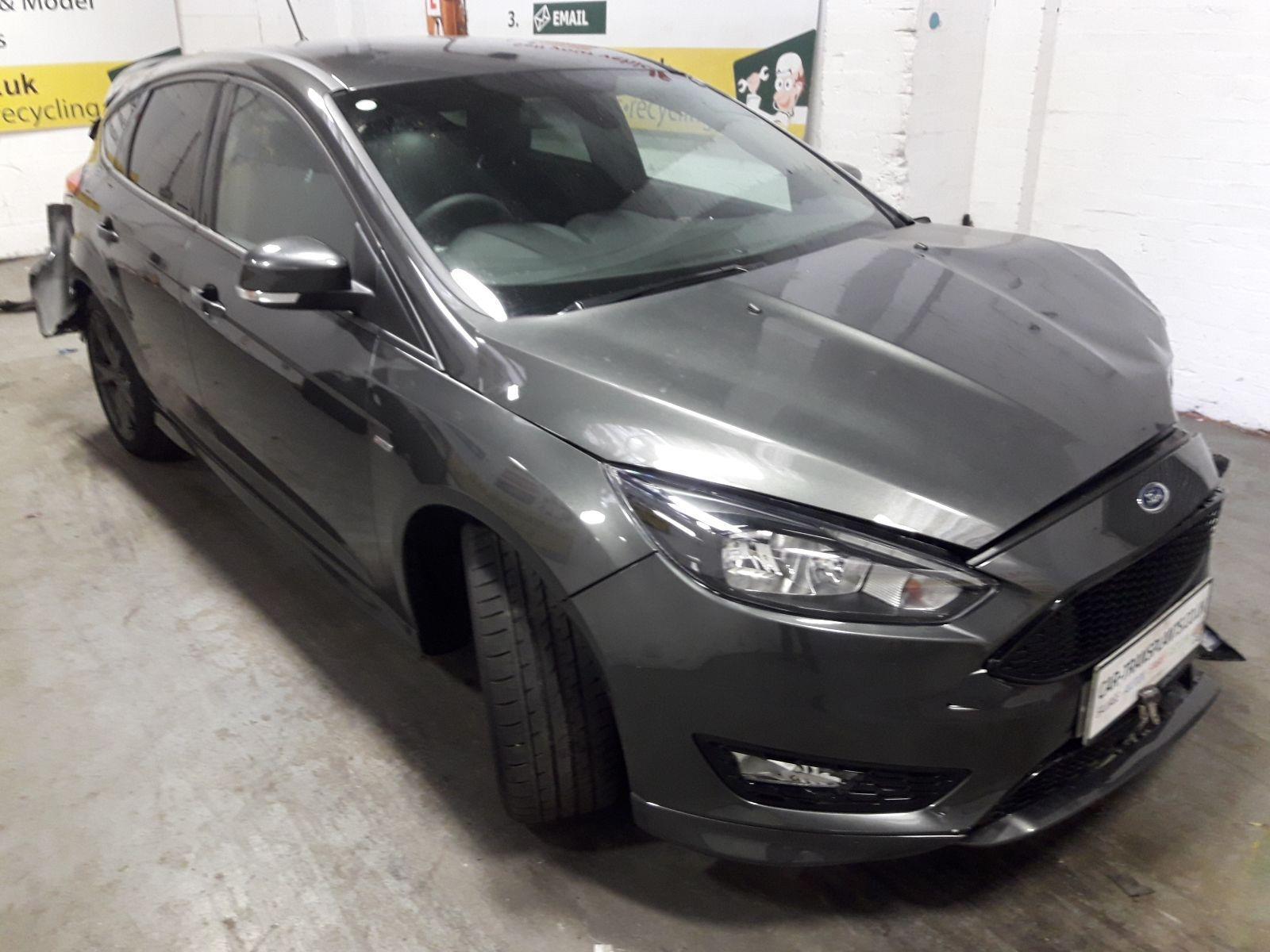 Ford Focus 2014 On ST-Line X Ecoboost S/S 5 Door Hatchback