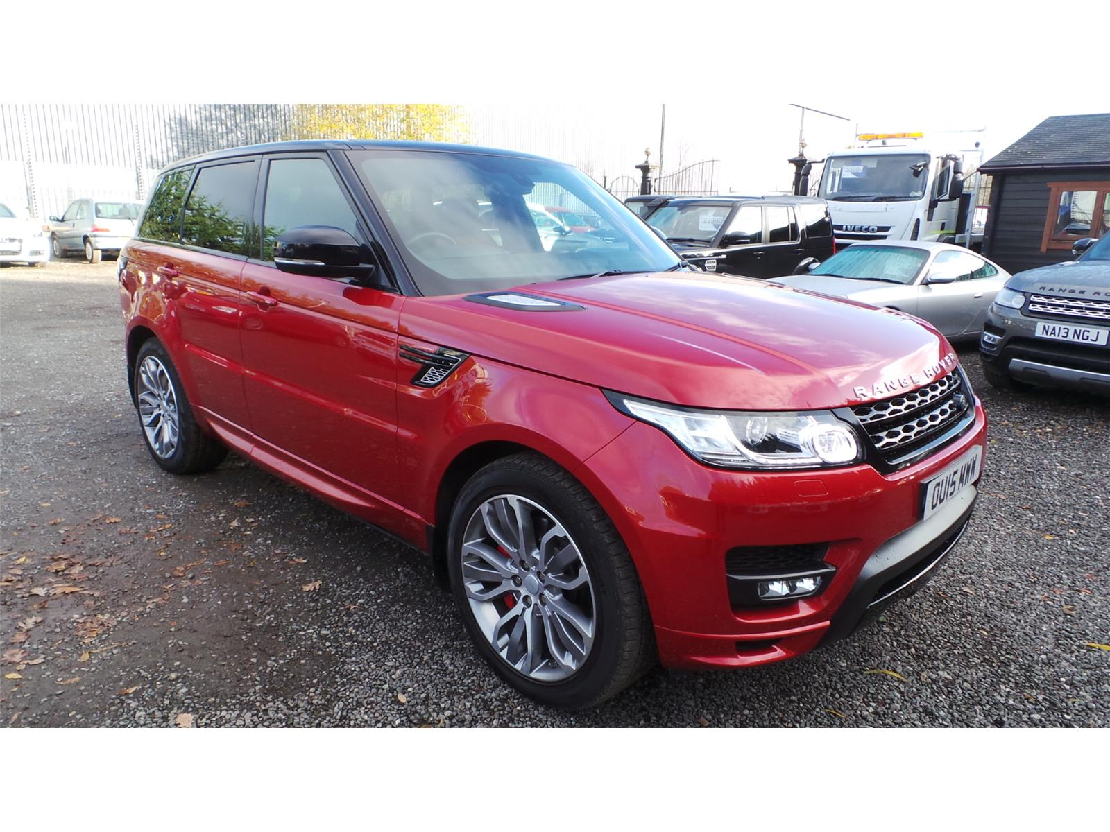 2015 Land Rover Range Rover Autobiography Dynamic SDV6 4WD 2993 Diesel Automatic 8 Speed 5 Door Estate