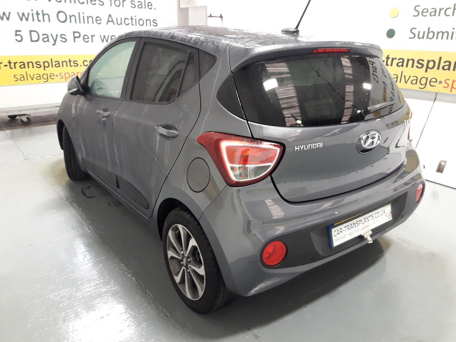 Hyundai i10 2017 On Sun Visor LH (Petrol   Manual) for sale from ... 27cd7719e25