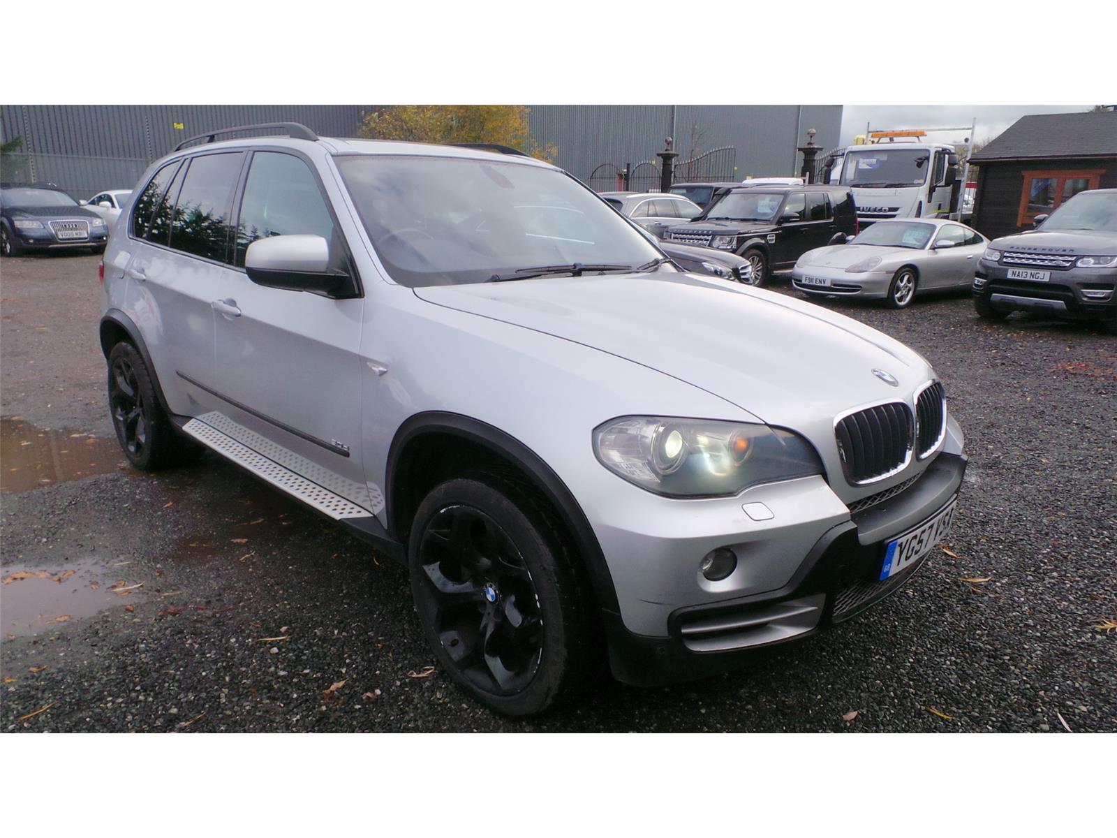 2007 BMW X5 d SE 2993 Diesel Automatic 6 Speed 5 Door 4x4