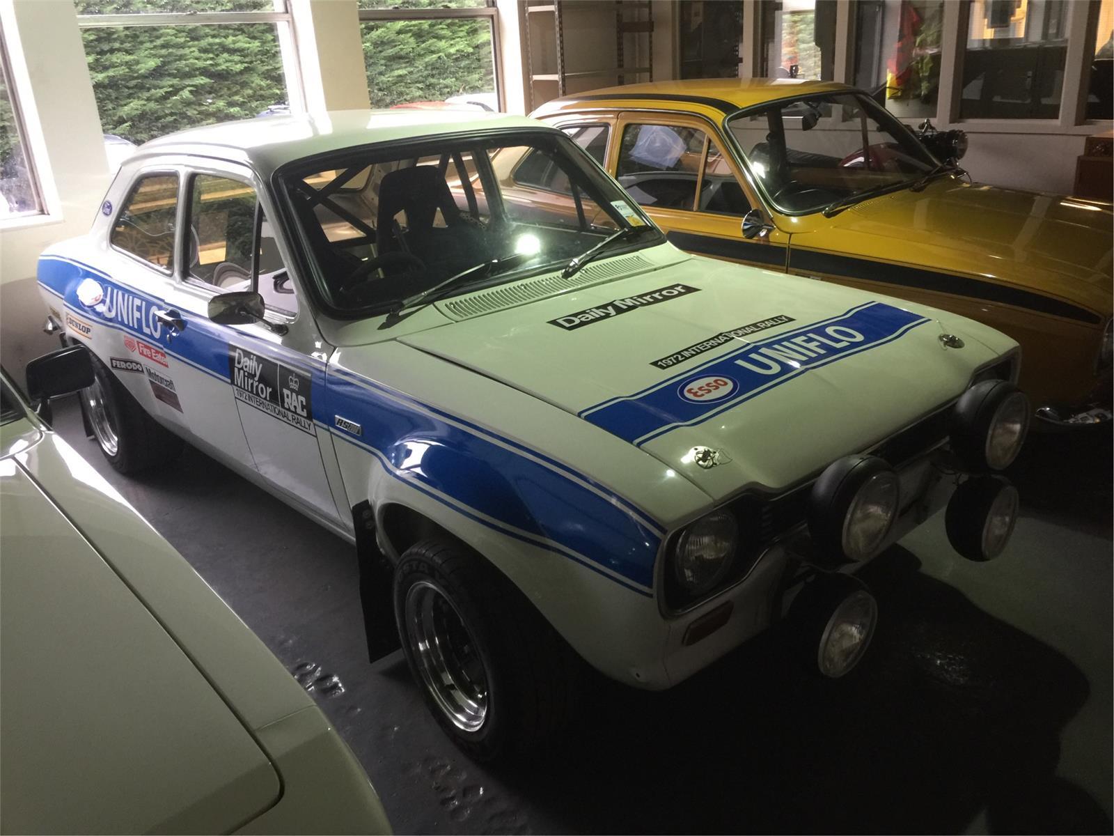 1972 Ford Escort