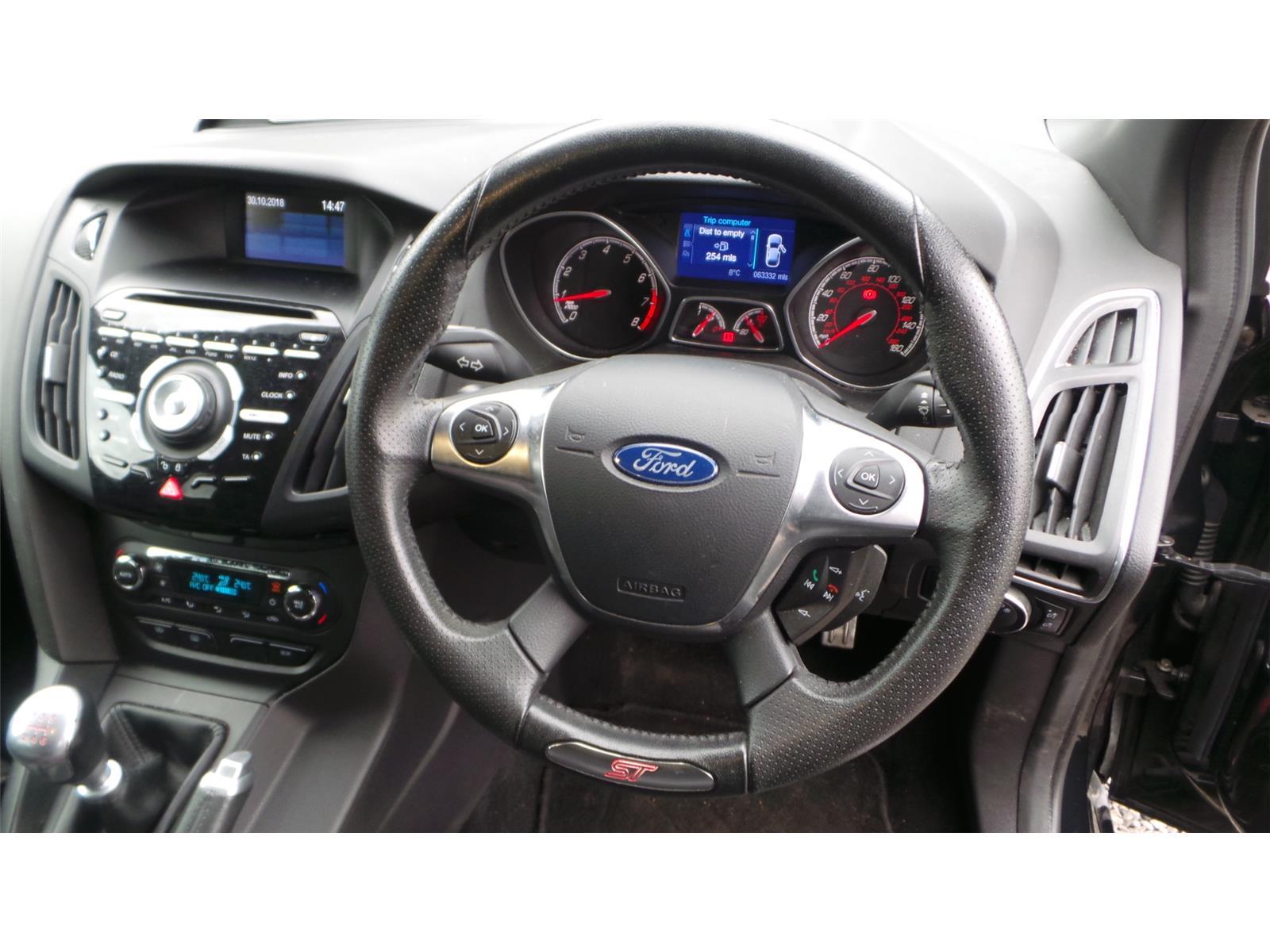 Ford Focus 1999 Manual Total Fitness Treadmill Elektrik Tl 8600 Motor 20hp 3 Array Repossessions Uk 2013 St 1999cc Petrol 6 Speed Rh