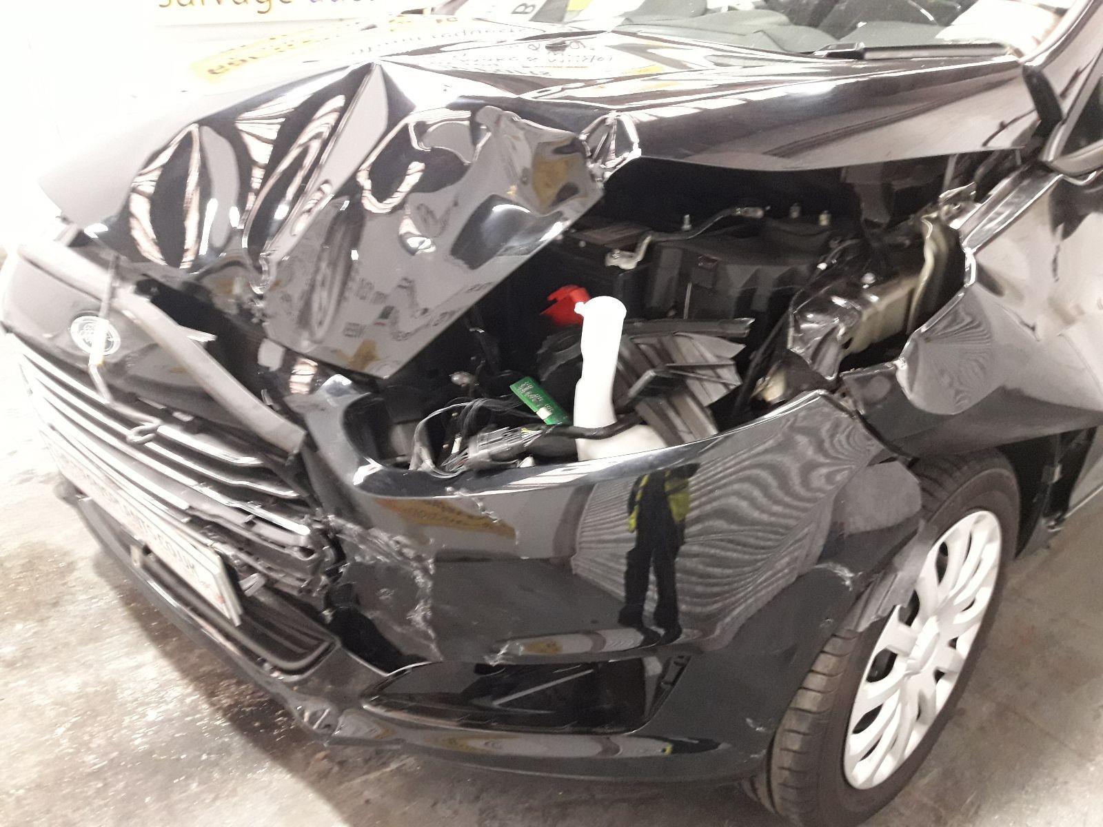 Front Bumper Shock Crash Absorber 2013-2018 Ford Fiesta Mk7