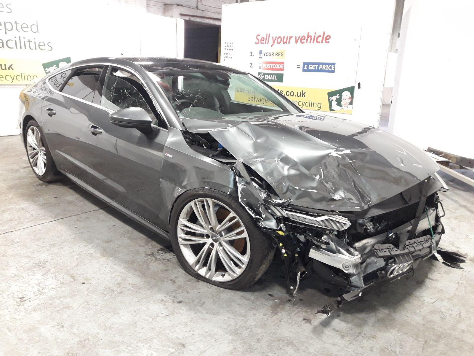2018 Audi A7 2014 On 5 Door Hatchback Diesel Dsg Breaking For