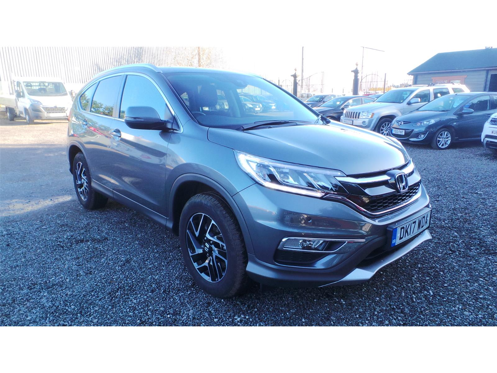 2017 Honda CR-V SE Plus Navi i-DTEC 4WD 1597 Diesel Automatic 9 Speed 5 Door SUV