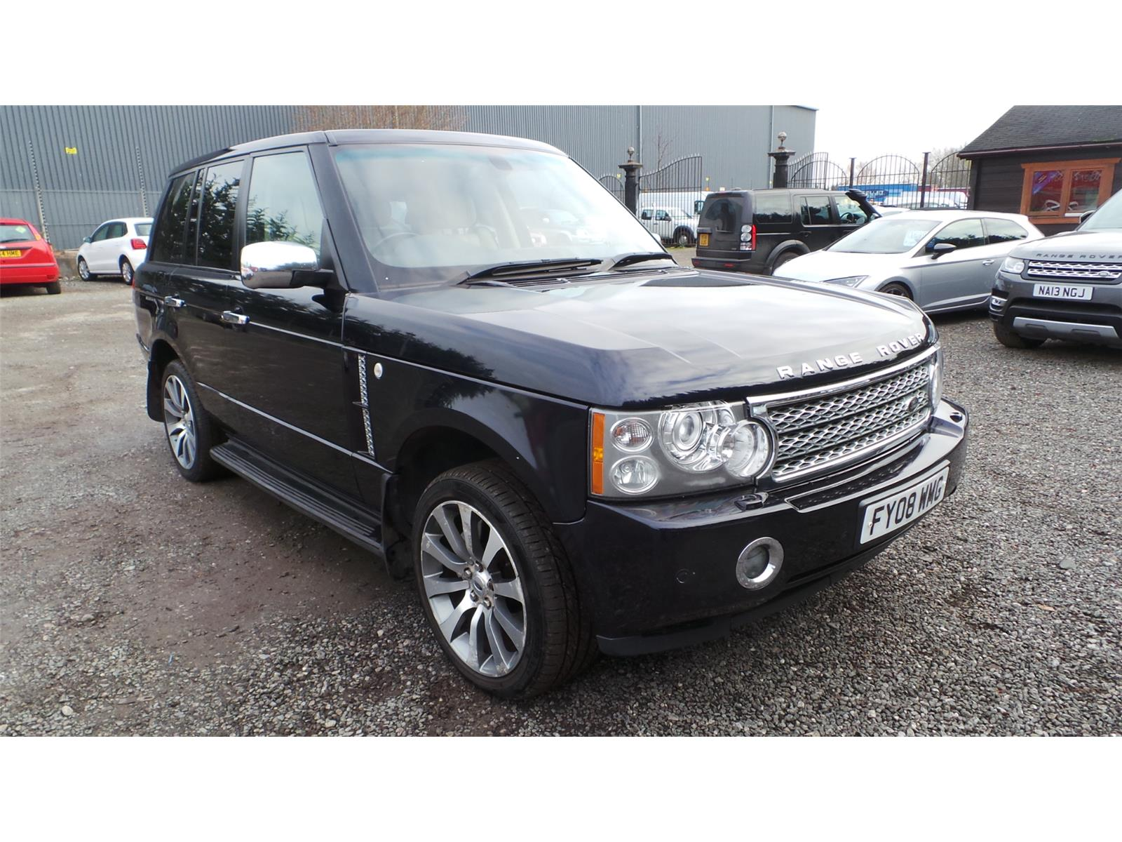 2008 Land Rover Range Rover Vogue SWB TDV8 3628 Diesel Automatic 6 Speed 5 Door 4x4