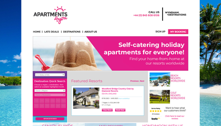 Apartments4you website