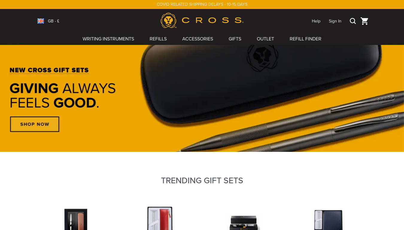 Cross website