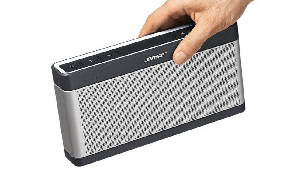 Speaker Bluetooth Bose Speaker Bluetooth Bose Soundlink 3 slider