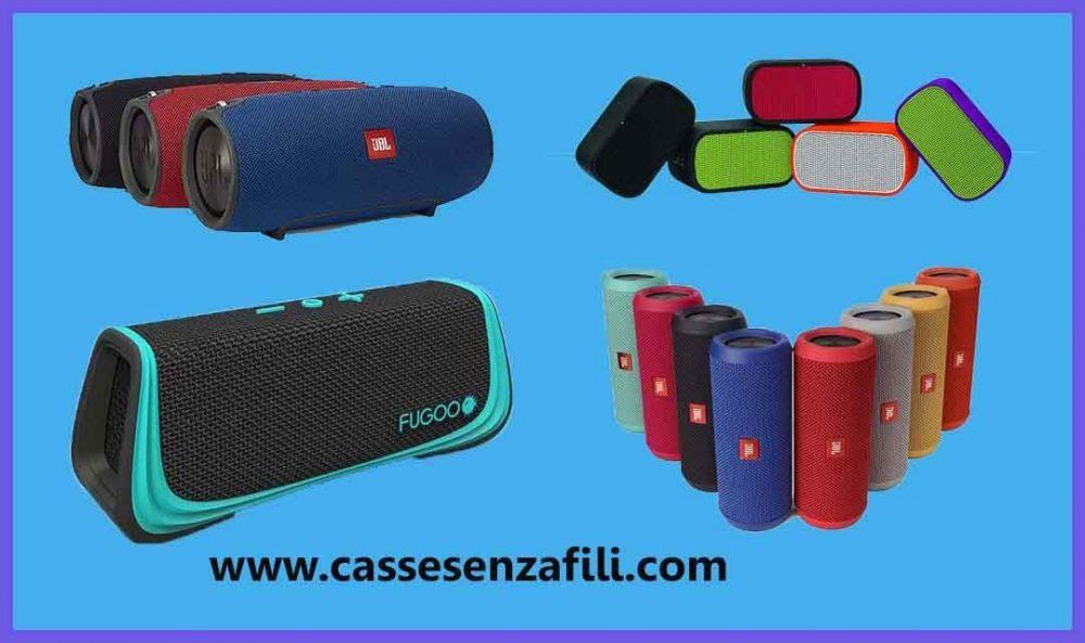 Casse Bluetooth 2018 - Le migliori Casse Bluetooth Dicembre 2018