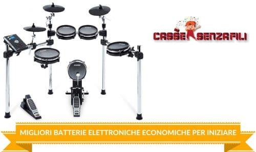 Migliori Batterie Elettroniche Economiche per iniziare