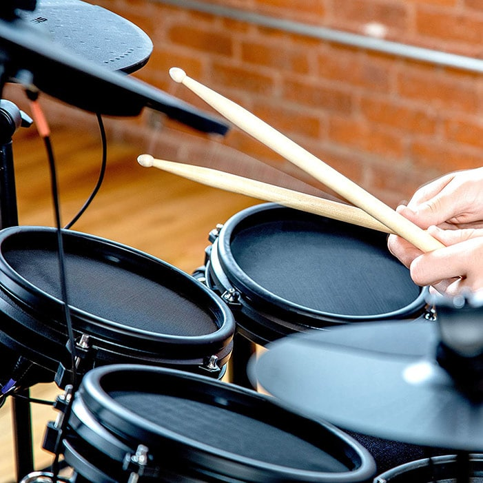 esempio batteria elettronica tamburi