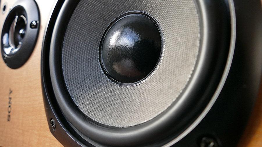 cassa stereo