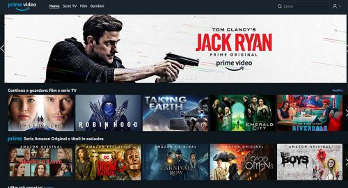 Le 10 Migliori Serie TV su Amazon Prime Video