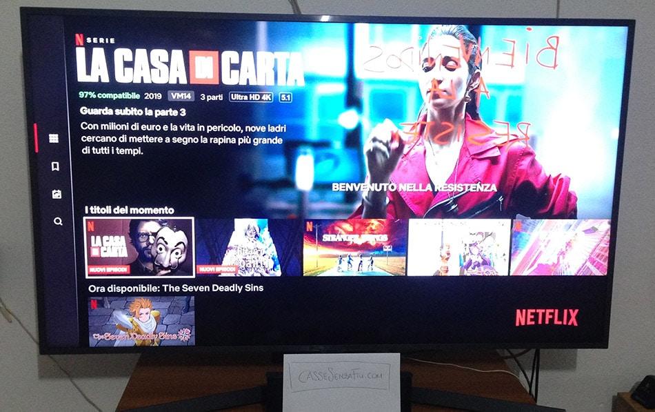 Migliori Smart TV 40 Pollici 4K Top 6