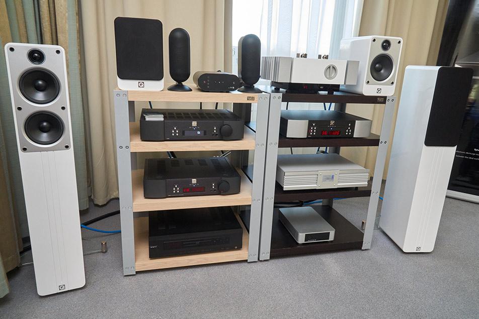 mobile per stereo e giradischi