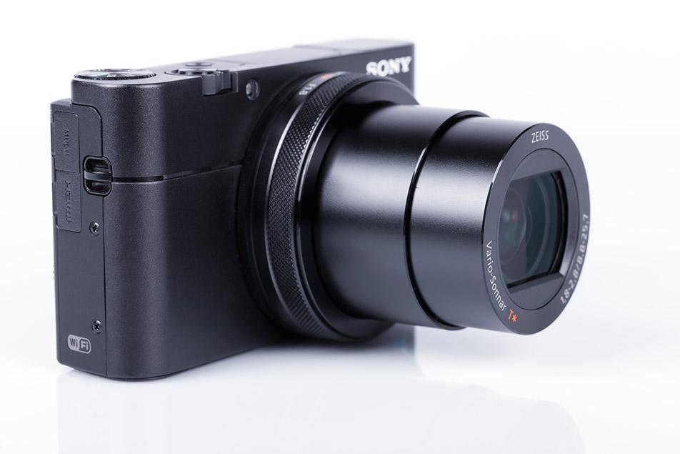 Sony Mx100 Fotocamera Compatta