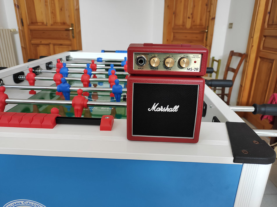 Mini Amplificatore Marshall