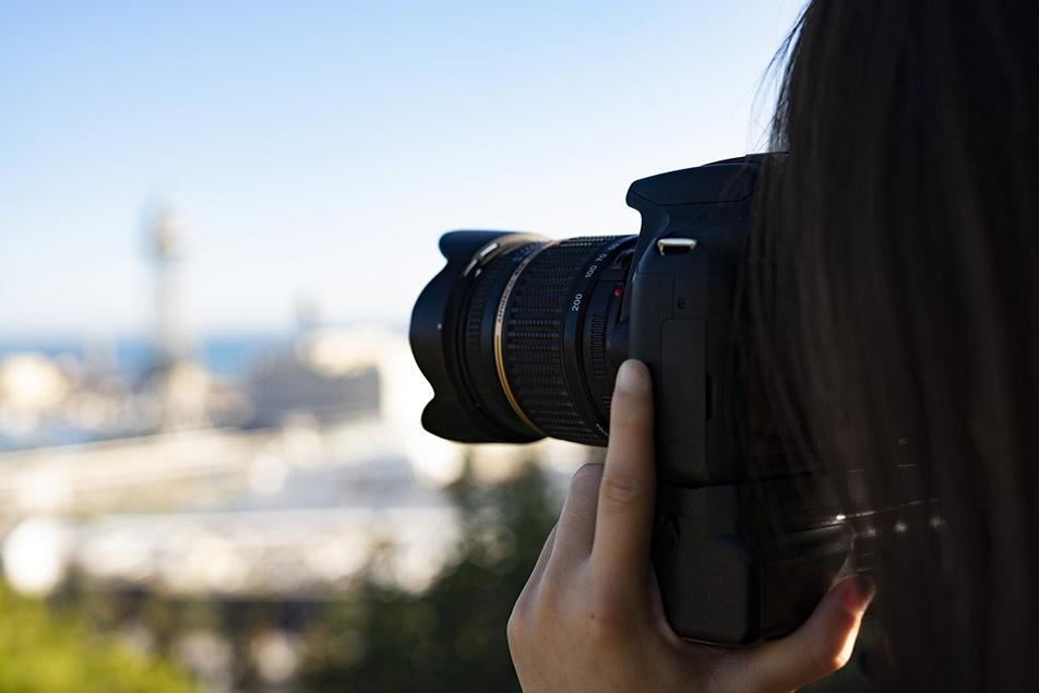 fotografare paesaggi