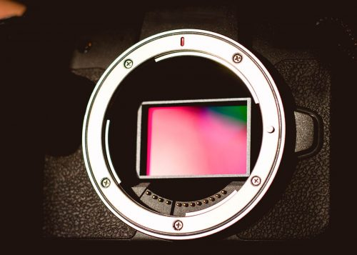 Cosa Significa Macchina Fotografica Full Frame