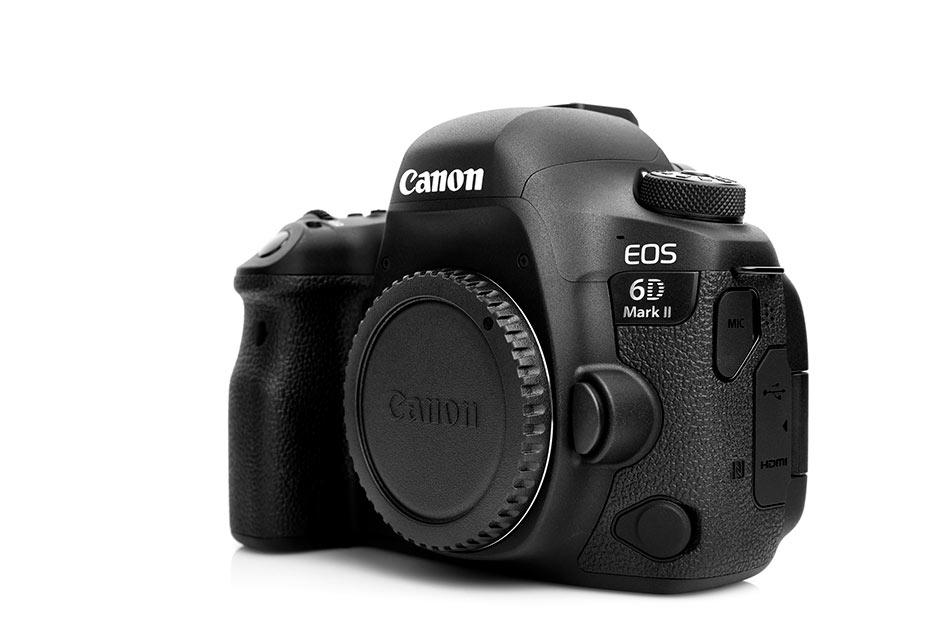 CANON EOS DSLR 6 D Mark II Full Frame
