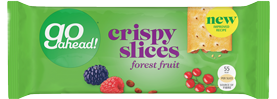 forest fruits crispy slices