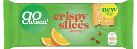 orange crispy slices