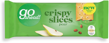 pear crispy slices