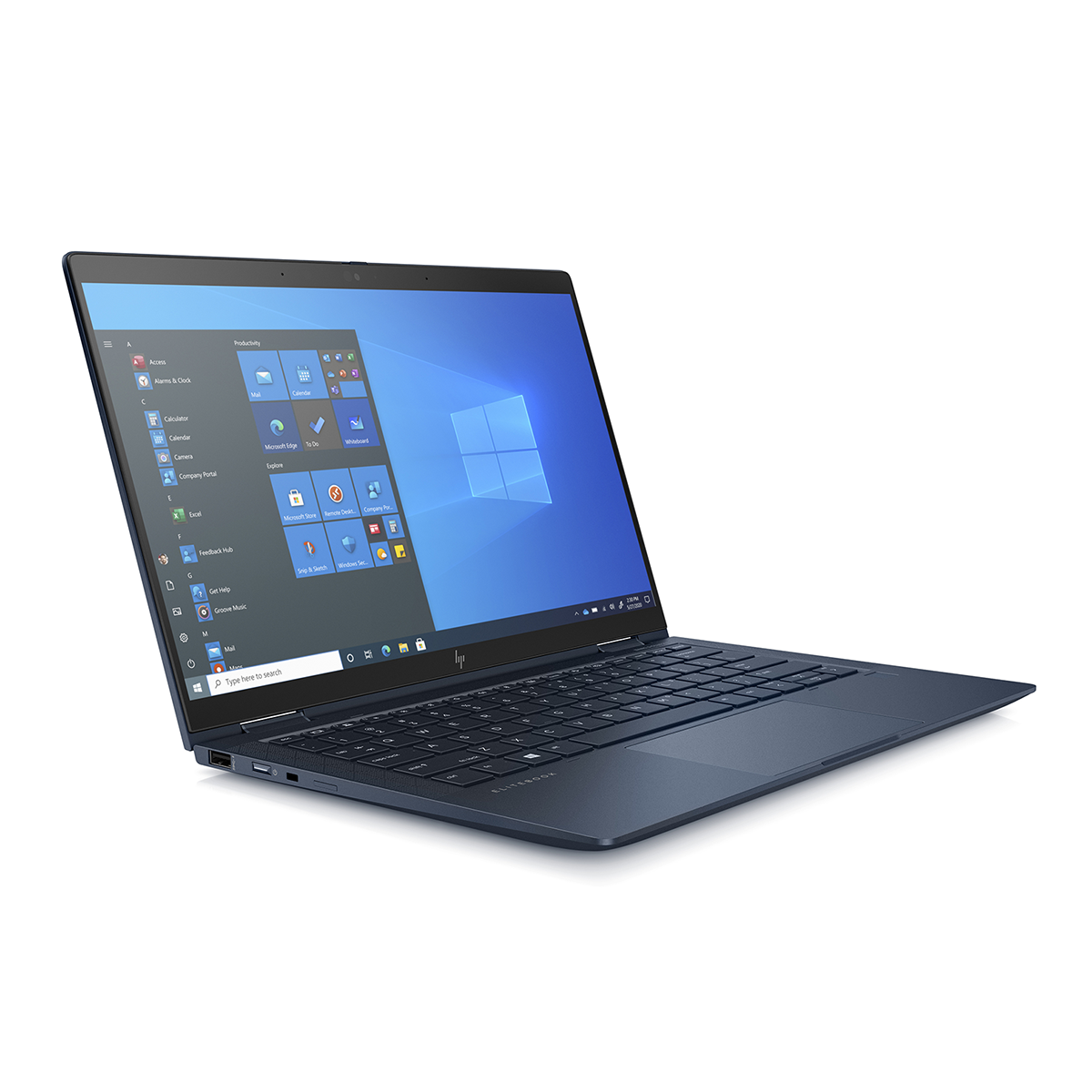 The HP ZBook Firefly