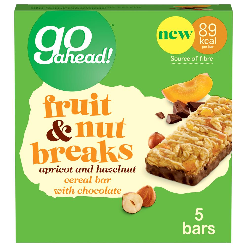 apple fruit & nut breaks