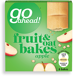 apple fruit & oat bakes