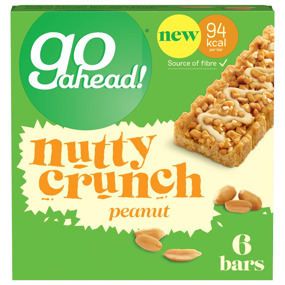 peanut nutty crunch