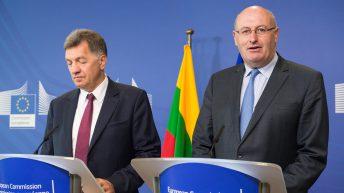 Hogan meets Baltic States ahead of 'emergency' meeting