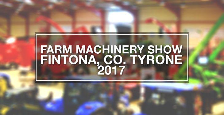 Video: Slurry equipment a big hit at Fintona machinery show