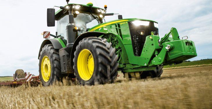 Deere remains 'solidly profitable despite soft market conditions'