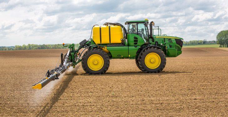 John Deere's partner builds new factory, dedicated to 'revolutionary' carbon fibre sprayer booms