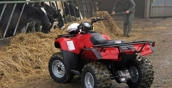 Criminals continue to target quad bikes in farm robberies