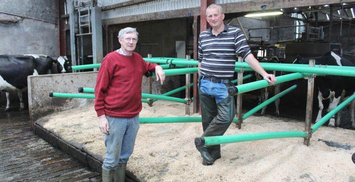 Diversification helps hedge against volatile milk prices
