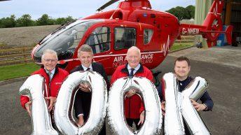 UFU aims to raise £100,000 for charity to mark centenary anniversary