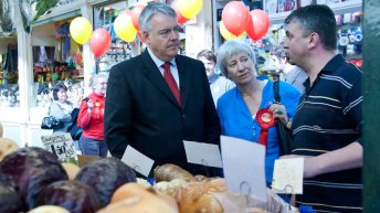£2 million Brexit support deal for Welsh red meat sector